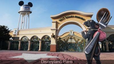 Ratatouille à Disneyland Paris, attraction et restaurant
