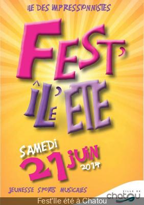 Fest'Ile été à Chatou