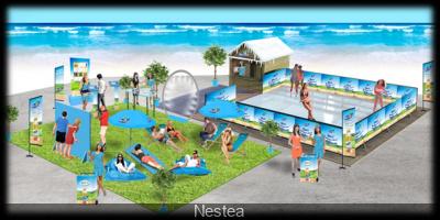 Nestea à la Villette : Osez quelque chose de différent !