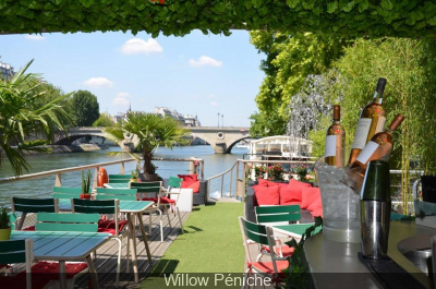 Le Willow Péniche