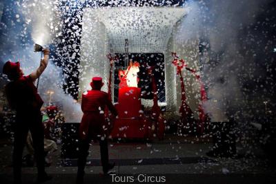 Tours Circus 2014, Festival des arts de la rue à la Défense