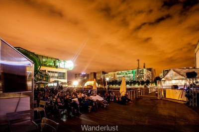 Summer Comedy Club, le cinéma en plein air du Wanderlust