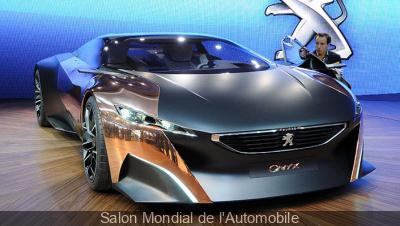 Le mondial de l 39 automobile 2016 paris for Salon de l auto a paris