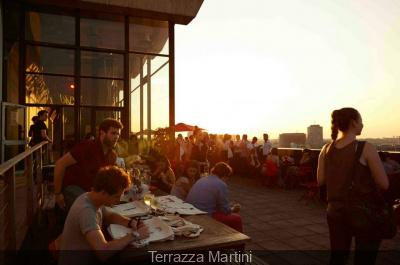 Terrazza Martini à Electric Paris