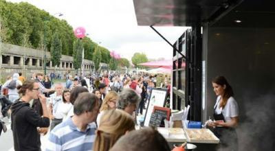 La Fabuleuse Fête du Manger Local sur les Berges de Seine 2014