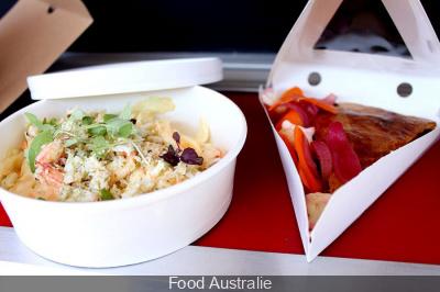 Un food truck australien à Paris avec Alexis Braconnier