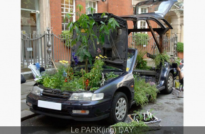 Le PARK(ing) DAY
