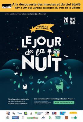 Le Jour de la Nuit 2014