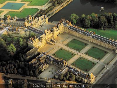 Le Château de Fontainebleau pour les vacances de la Toussaint