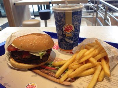 Burger King parisien Alésia ouvre ses portes
