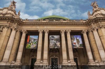 FIAC 2014 au Grand Palais