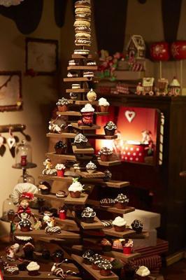 Le Père Noël au Pays des friandises à Puteaux