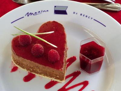 La Saint Valentin 2015 à bord de La Marina