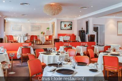 Citrus Etoile restaurant