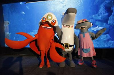 Comprendre et râver en famille à l'aquarium de Paris