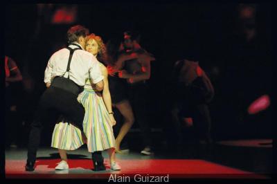 Dirty Dancing se dévoile au Palais des Sports de Paris