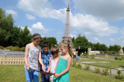 France Miniature pour les vacances de février