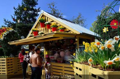 Disney Village fête le printemps