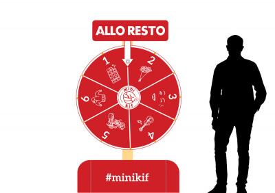 Les Minikifs by Allo Resto