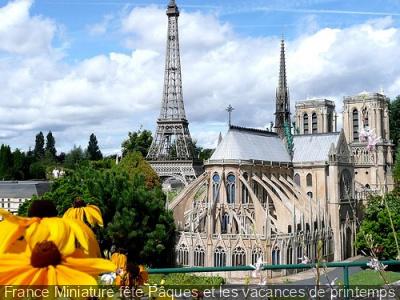 France Miniature fête Pâques