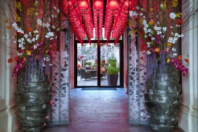 Brunch de Pâques 2015 au Buddha bar Hotel Paris