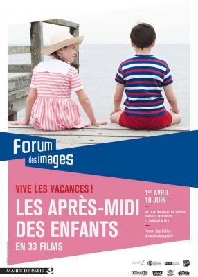 Les après-midi des enfants au Forum des Images : vive les vacances !