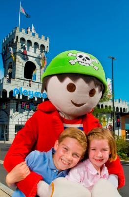 La playmobil funpark fait la fête foraine cet été !