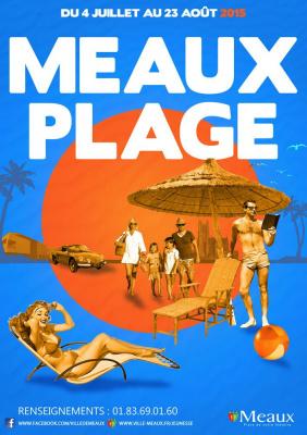 Meaux Plage 2015