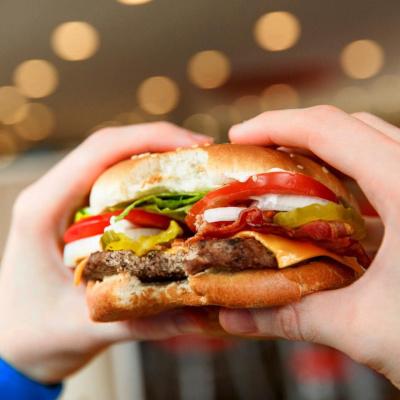 Ouverture du Burger Kingaux 4 Temps à la Défense