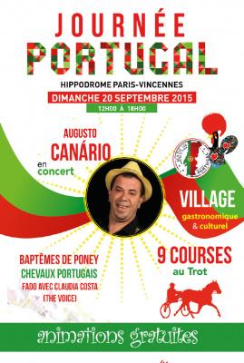 Journée Portugal à l'hippodrome de Vincennes, invitations gratuites