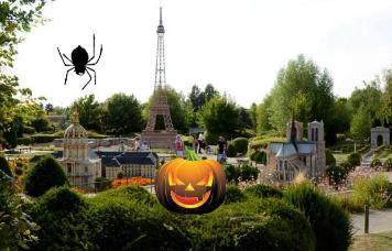 Halloween et vacances de la Toussaint à France Miniature