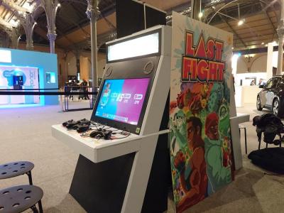 La Geek's Live 2015, les nouvelles tendances au Carreau du Temple