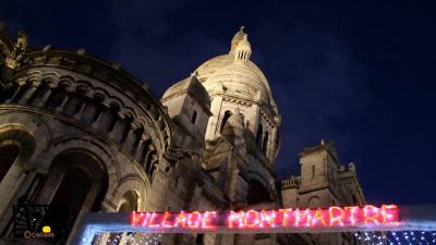 Le Marché de Noël de Montmartre 2015