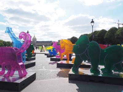 L'Arche de Noé Climat annulé au Trocadéro mais pas au Bourget
