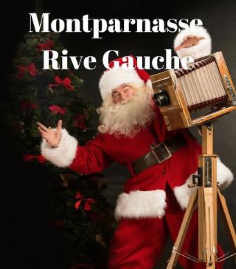 Animations de Noël gratuites au Montparnasse Rive Gauche
