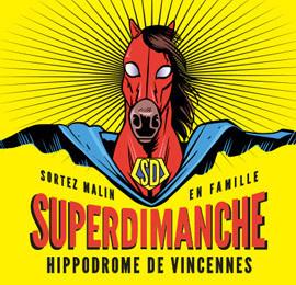 Les Superdimanche de l'hippodrome de Paris-Vincennes 2015