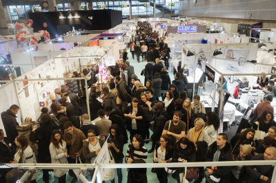 Le salon du mariage 2017 paris porte de versailles for Salon d esthetique porte de versaille