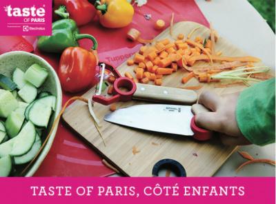 Taste of Paris pour les enfants