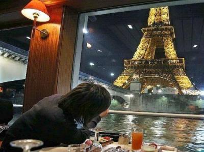 Un restaurant original à Paris pour la Saint Valentin ?