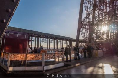Chasse au Trésor sur la Tour Eiffel