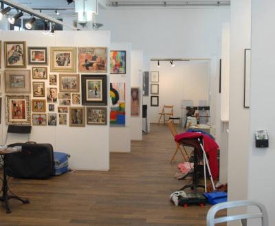 Le Grand Salon d'Art Abordable 2016 à la Bellevilloise