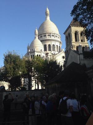 La Chasse aux oeufs de Montmartre