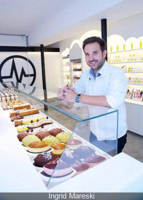 Le Michalak Takeaway devient pâtisserie et le Masterclass s'agrandit