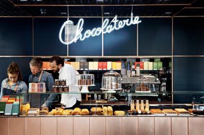 La Chocolaterie by Cyril Lignac et Benoit Couvrand à Paris