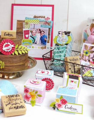 Version scrap 2016 le salon du scrapbooking la cit de for Salon du design paris