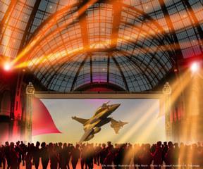La Conquête de l'air, le spectacle événement au Grand Palais