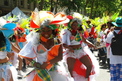 Le Carnaval Tropical de Paris 2016