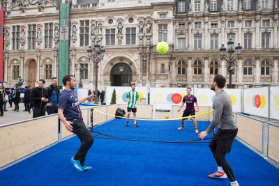 Euro 2016 : Paris Sports Parc