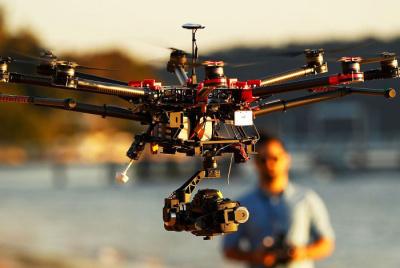 Festival Drôles de Drones à la Cité des Sciences