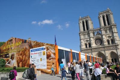 La fête du pain 2016 à Paris